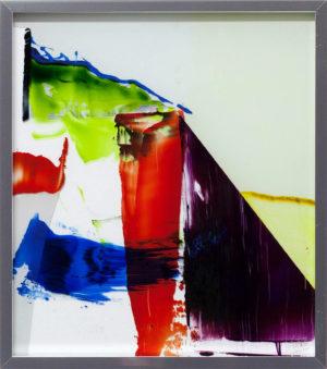 Art, Kunst, Licht, light, Farmed, Bunt, Emaille, color, Spachteltechnik, Glaskunst, Derix Glasstudios, glass, squeegee, modern, Gemälde, artwork, studio, Atelier, gallery