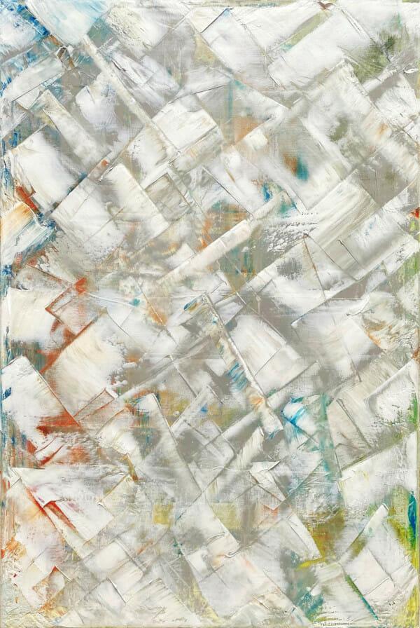 Art, Kunst, Öl, Freundschaft, Oil, Spachteltechnik, Leinwand, canvas, squeegee, modern, Gemälde, artwork, studio, gallery