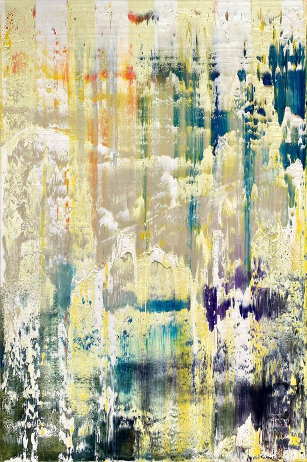 Art, Kunst, Öl, Oil, Bunt, color, Spachteltechnik, Leinwand, canvas, squeegee, modern, Gemälde, artwork, friendship, studio, Atelier, gallery