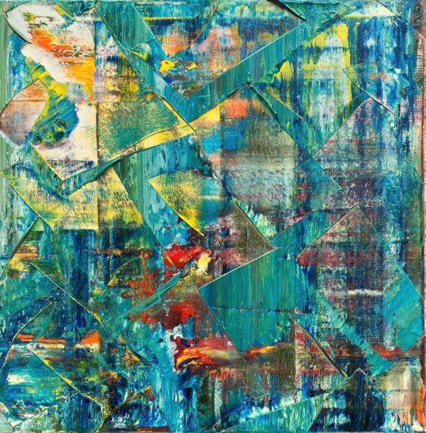 Art, Kunst, Öl, Oil, Bunt, color, Spachteltechnik, Leinwand, canvas, squeegee, modern, Gemälde, artwork, friendship, studio, Zukunft, future, Atelier, gallery