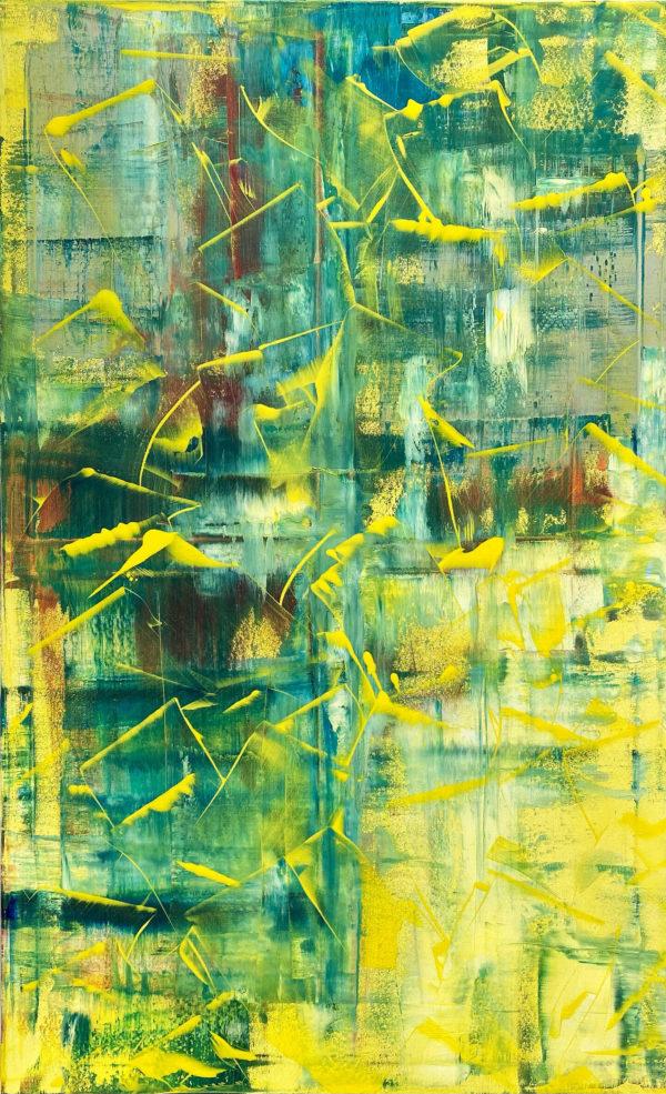 Art, Kunst, Öl, Oil, Bunt, color, Spachteltechnik, Leinwand, canvas, squeegee, modern, Gemälde, artwork, studio, Vergebung, forgiveness, Atelier, gallery